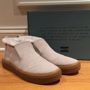 """acd8a52d689 TOMS """"Paxton"""" Suede Bootie"""